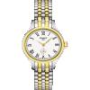 Đồng hồ thời trang nữ dây thép không gỉ chống nước Tissot T103.110.22.033.00