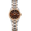 Đồng hồ nữ dây thép không gỉ chống nước Longines L2.128.5.67.7