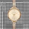 Đồng hồ thời trang nữ dây thép không gỉ chống nước Michael Kors MK3784