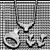 Bộ trang sức bạc PNJSilver Wanderlust đính đá
