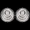 Bông tai Kim cương Vàng trắng 14K PNJ DDDDW000690