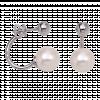 Bông tai PNJ Dáng Ngọc Vàng trắng 14K đính ngọc trai Freshwater 81116.603