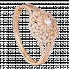 Vòng tay PNJ Vàng 14K đính đá CZ 83103.101