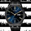 Đồng hồ nam dây thép không gỉ chống nước Citizen NH8365.86M
