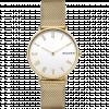 Đồng hồ thời trang nữ dây thép không gỉ chống nước Skagen SKW2713