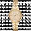 Đồng hồ thời trang nữ dây thép không gỉ chống nước Michael Kors MK3681