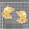 Bông tai PNJ vàng 24K 92678.000