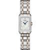 Đồng hồ nữ dây thép không gỉ chống nước Longines L5.258.5.89.7