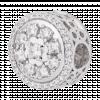 Hạt Charm Me PNJ Vàng Trắng Ý 18K đính đá 93405.100