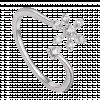 Nhẫn PNJ Vàng trắng 10K đính đá ECZ Swarovski 94842.100