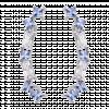 Bông tai bạc PNJSilver Radiance of Joy đính đá Swarovski 92438.400