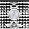 Đồng hồ thời trang nữ dây thép không gỉ Tissot T084.210.11.116.01 chính hãng