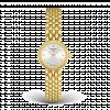 Đồng hồ nữ dây thép không gỉ chống nước Tissot T058.009.33.031.00