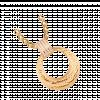 Mặt dây chuyền PNJ Vàng 14K đính đá CZ 95337.100