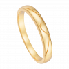 Nhẫn Cưới PNJ Sánh Duyên Vàng 18K 04078.002