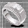Nhẫn Kim cương nam PNJ Vàng trắng 14K