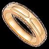 Nhẫn cưới Vàng 18K PNJ True Love 19 0000Y000651
