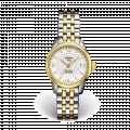 Đồng hồ nữ dây thép không gỉ chống nước Tissot T41.2.183.34