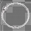Vòng tay charm bạc DIY PNJSilver