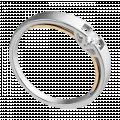 Nhẫn cưới Kim cương PNJ Chung Đôi Vàng 18K 31455.5A0
