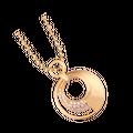Mặt dây chuyền PNJ Vàng 14K đính đá CZ 95238.100