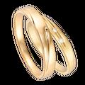 Nhẫn Cưới Kim Cương PNJ Vàng Son vàng 18K