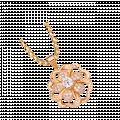 Mặt dây chuyền Vàng 14K đính đá CZ PNJ 00363