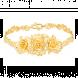 Lắc Tay cưới PNJ Thiên Đường Hạnh Phúc Vàng 24K