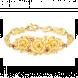 Lắc tay cưới PNJ Hương Sắc Tình Hồng Vàng 24K