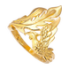 Nhẫn cưới Vàng 24K PNJ Long Phụng Sum Vầy 0000Y000336