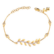 Lắc tay Vàng 10K đính đá ECZ Swarovski PNJ Mystery XMXMC000005