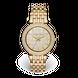 Đồng hồ nữ dây thép không gỉ chống nước Michael Kors MK3398