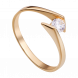 Nhẫn Vàng 18K đính đá CZ PNJ XM00Y000830