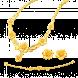 Bộ Trang sức cưới PNJ Sắc Son Vàng 24K