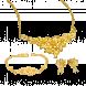 Bộ Trang sức cưới PNJ Mật Ngọt Hạnh Phúc Vàng 24K