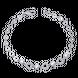 Lắc tay bạc đính đá PNJSilver XMXMK000015