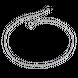 Lắc chân bạc PNJSilver 0000K000023