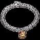 Lắc chân bạc trẻ em hình con vịt PNJSilver