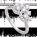 Nhẫn bạc PNJSilver My Princess đính đá 13578.100