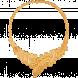 Dây Cổ Cưới PNJ Son Sắt Phu Thê Vàng 22K