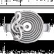 Nhẫn bạc hình nốt nhạc PNJSilver Music Lovin'