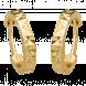 Bông tai PNJ Vàng 18K