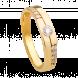 Nhẫn cưới Kim cương nam PNJ Chung Đôi Vàng 18K 76531.500