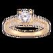 Nhẫn Vàng 18K đính đá CZ PNJ XMXMY001707