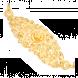 Lắc tay cưới PNJ Duyên Phượng Tình Hồng Vàng 24K