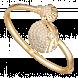 Vòng tay PNJ Vàng 18K đính đá CZ 87762.101