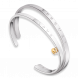 Vòng tay đôi bạc PNJSilver Friendzone Breaker