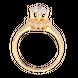 Nhẫn Vàng 18K đính đá CZ PNJ XMXMY001712