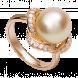 Bộ trang sức PNJ Ngọc Biển vàng 18K đính ngọc trai South sea