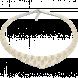 Kiềng bạc Ý PNJSilver sở hữu thiết kế thời thượng